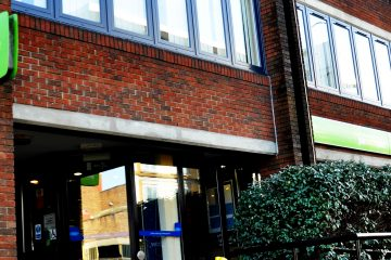 Job Centre Plus, Purley
