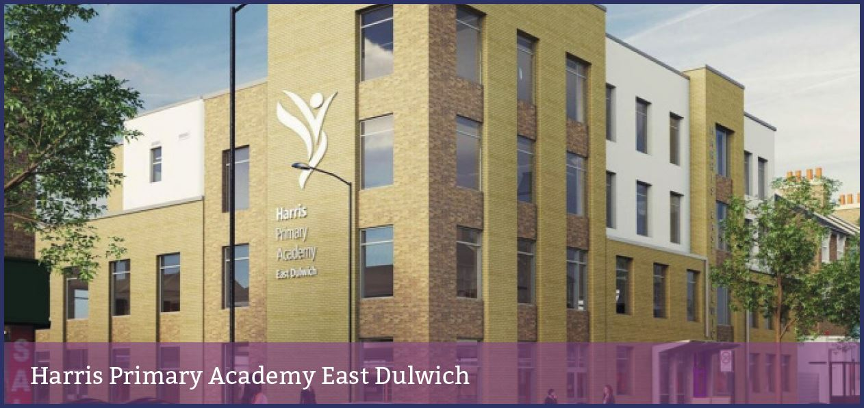 Harris Primary Academy East Dulwich Building Development