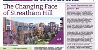 Changing face of Streatham Hill