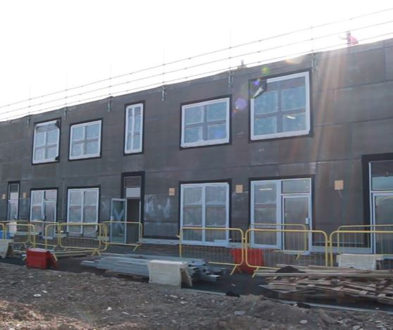 Wixams Tree Primary School Fenestration Project
